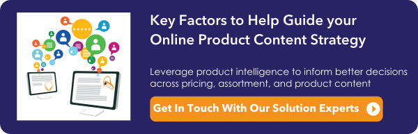 Key Factors to Help Guide your Online Product Content Strategy